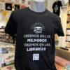 Camiseta milagros